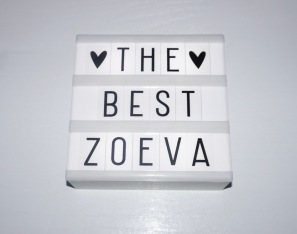 Best of Zoeva