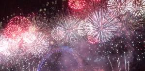 London Fireworks 2017